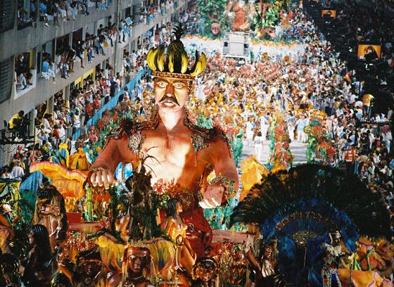 carnavalesco4 - Origen del carnaval